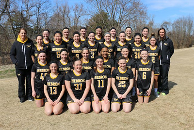Mt. Hebron Girls Lacrosse 2015