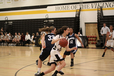 Mt. Hebron Girls Basketball 2010